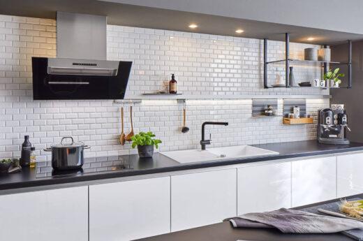 Unsere Küchen - gemütlich und funktionell